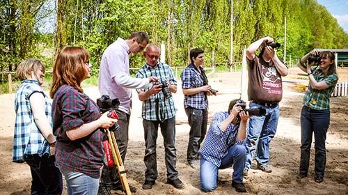 fotokurs-teilnehmer