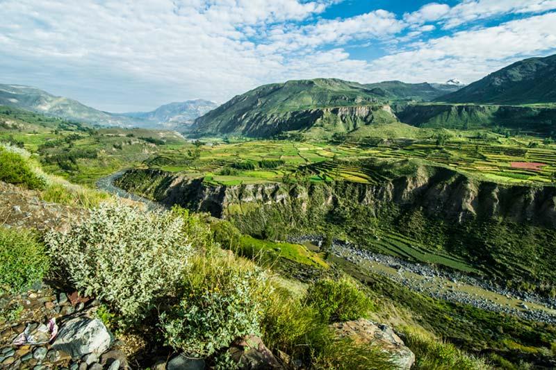 Colca-Tal, Peru