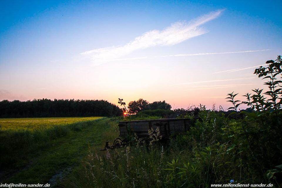Landschaft fotografieren