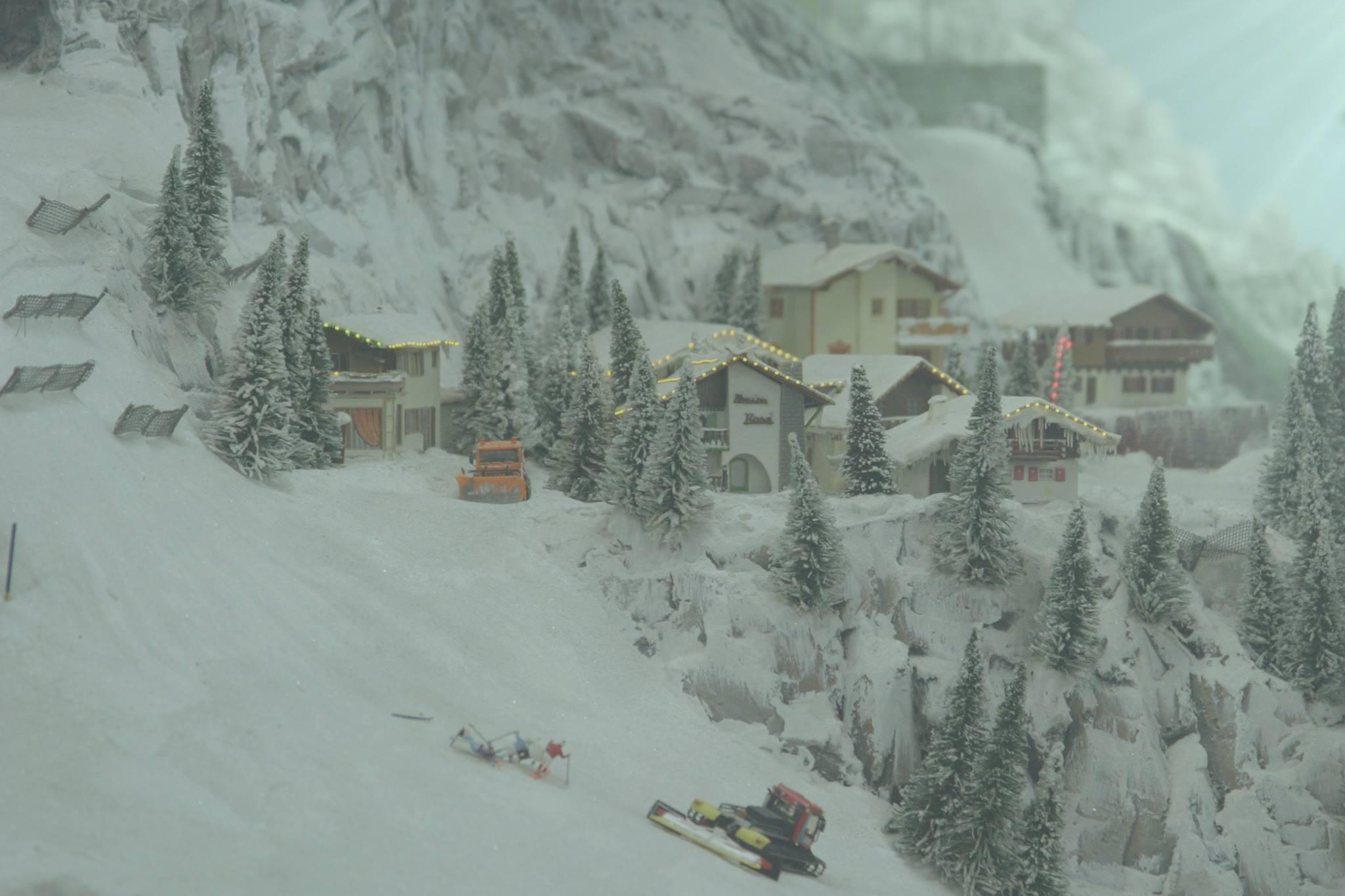 schnee fotografieren