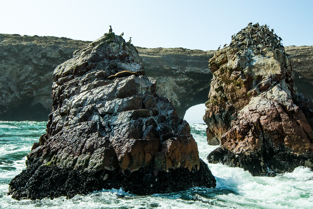 Islas Balestas