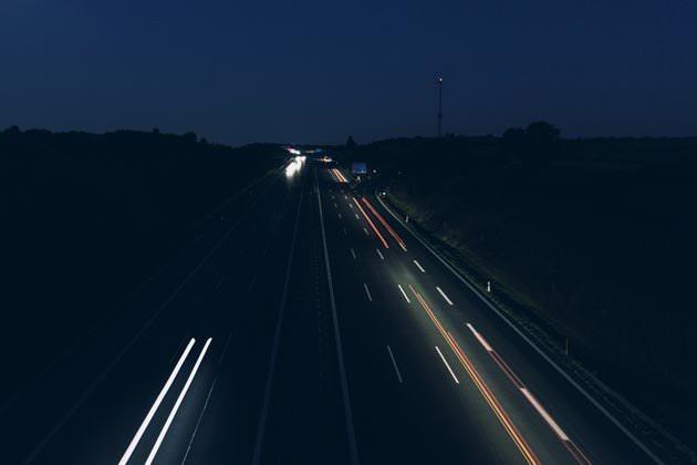 lichtspuren fotografieren