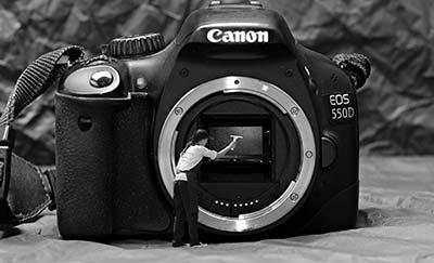 kamera objektivreinigung
